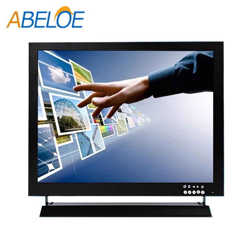 Great price for security monitor 15 inch LCD CCTV monitor