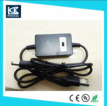 Car PC Power Supply Module High-Power Automatic Step-up DC-DC Converter