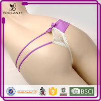 Unique new design factory direct sell women teens girls thongs