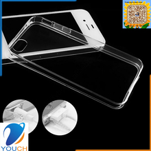 Promotional e-co friendly soft tpu silicone transparent dustproof plug phone case for iPhone 4 4s