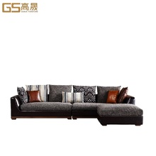 Velvet filling comfort big floor <strong>modern</strong> design sofa