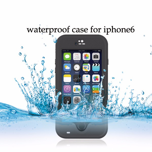Luxury waterproof handphone casing for iphone 6S, for iphone6S hybrid case