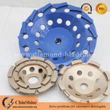 Floor Diamond Grinding Wheel, Diamond Grinding Cup Wheel Disc for Granite Marble Concrete in Good Price