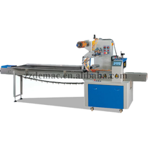 Hot sale leaf vegetable fruit packaging machine with low energy