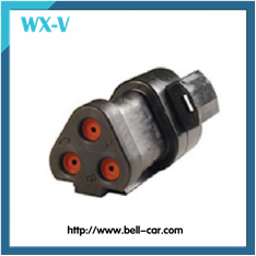 Free Samples 3 holes Automotive Electrical Female Connector Adaptor DT04-3P-E005