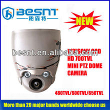 hot sales 600 TVL 1/4 sony ccd High speed outdoor dome cctv camera BS-N253