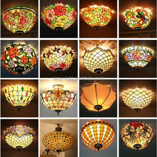 China Tiffany Ceiling Lamp factory for wholesale with competitive price