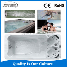 Best hydrotherapy hot tub foot massage outdoor spa with CE/hot tub made in China