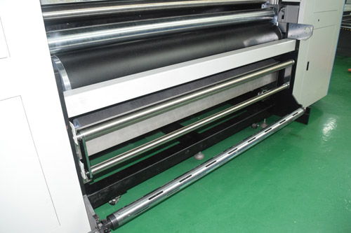 High speed industrial direct digital textile printer price for roll to roll cloth
