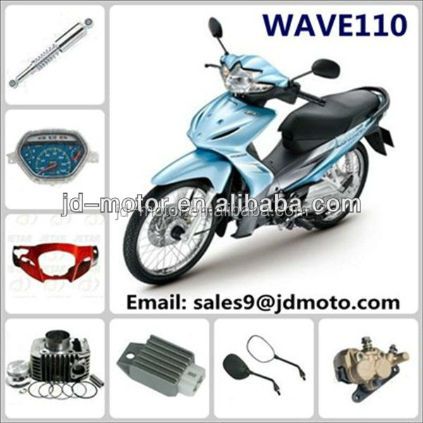 High Quality WAVE110/125 motorcycle parts