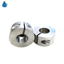 hot selling water jet machine cutting tool 600mpa intensifier check valve clamp lapping seat