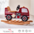 Teamson Kids - Trains & Trucks Fire Engine Rocker