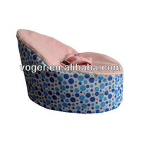 Printed Oxford Baby Chair