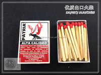 MATCH Quality Safety Matches