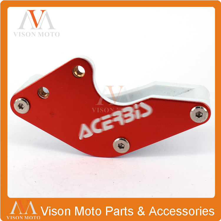 Placstic Chain Guide Sprocket Guard Protector For Bosuer KAYO Apollo Xmoto MX Pit Bike Motocross Enduro Motorcycle Racing