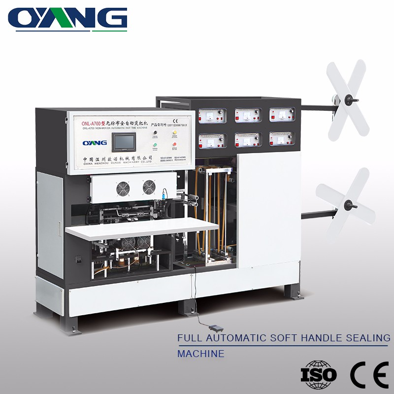 Fully Automatic High Speed tarpaulin sealing machine