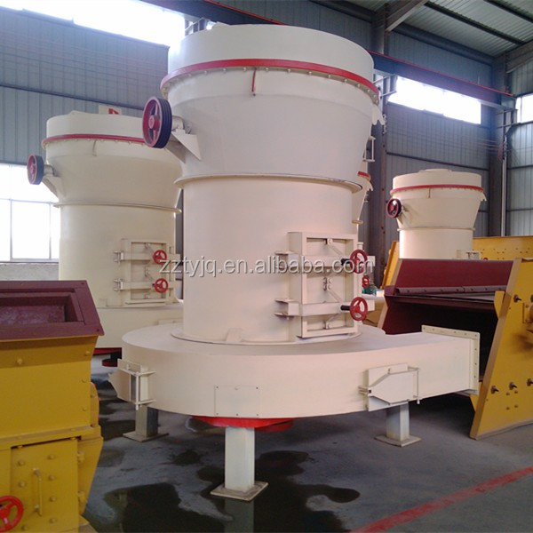 High Quality Professional Extra fine plaster Mill manufacture