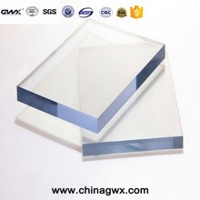 Russina market SGS Bayer resin polycarbonate solid sheet