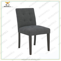 WorkWell good used dining room chair fabric dining chairs Kw-D4206