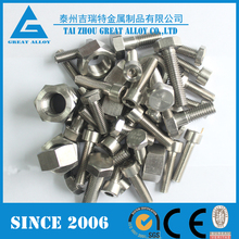 201/304/316/316L/2205/2507/310S/904L/1.4529 stainless steel bolt DIN933/DIN931