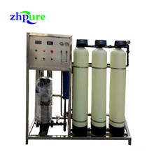 500LPH house hold direct drinking water purification plant remove salt water filter
