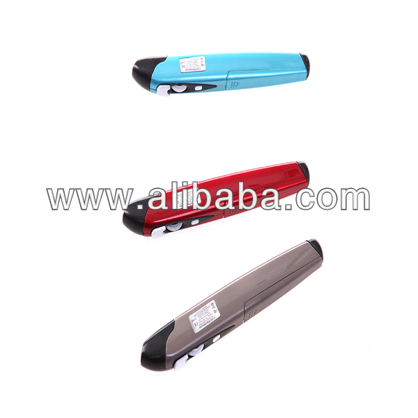 2.4G Wireless Air Mouse With Laser Pointer