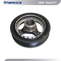 Crankshaft Pulley for GM W-bodies incl. Chevrolet Venture Buick Terraza GL8 Pontiac Montana Opel Sintra Buick OE no. 24504609