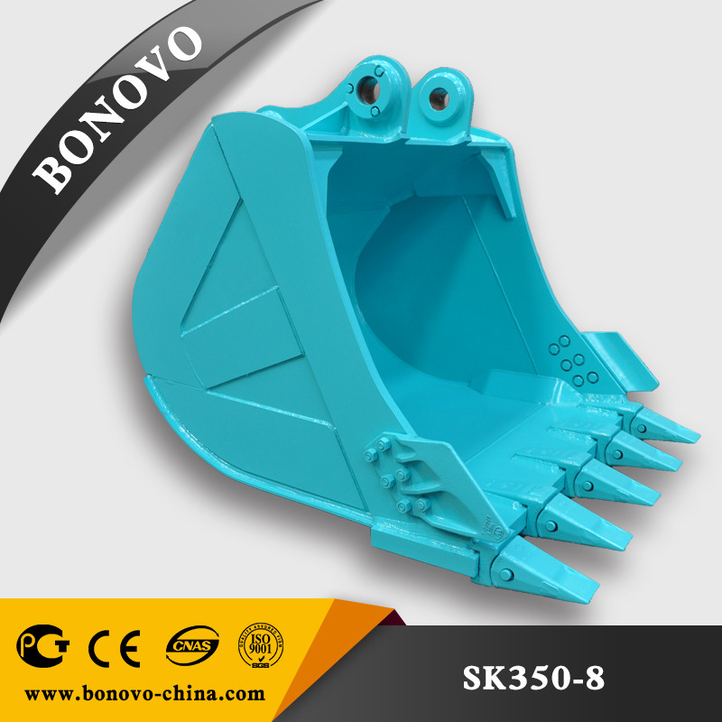 customizable Excavator Bucket for ATEX XC 750D excavator