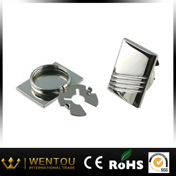 Hot Sale Wholesale Silver Button Covers