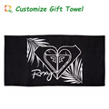 welcome gift reactive printed noval beach towel