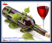 PVPP XL-10 for beer and wine