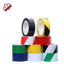 WARNING TAPE Balck Yellow Eye-Catching Caution Warning Underground Adhesive Tape