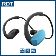 New arrival stereo wireless headset cheap custom mp3 player