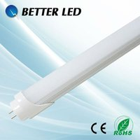white color 18w led tube without drivers