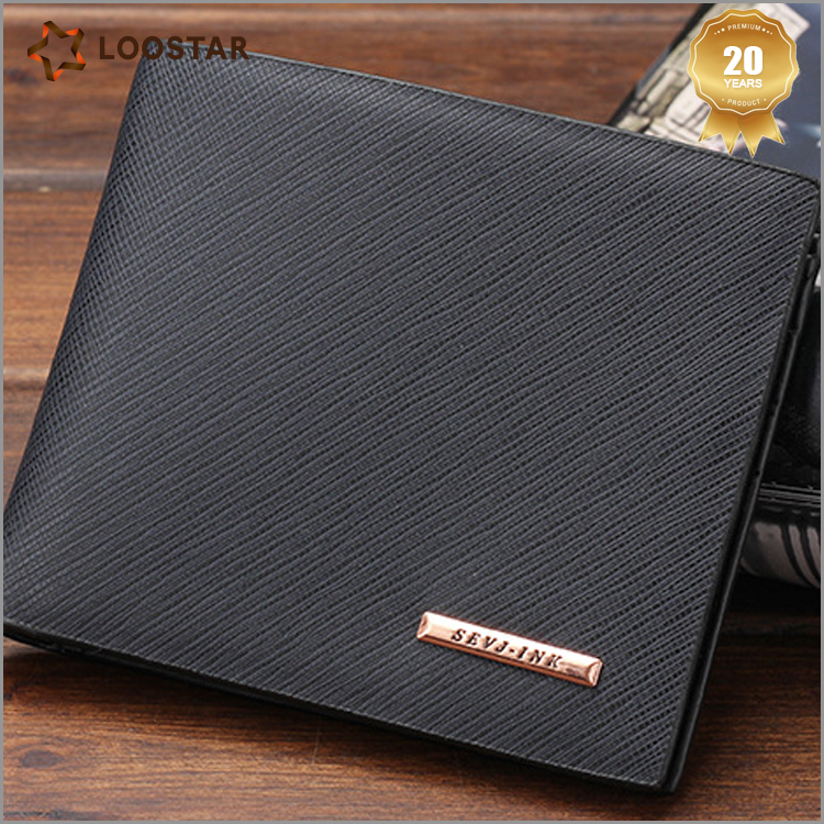 Successful man's wallet with many cards hold Multi function