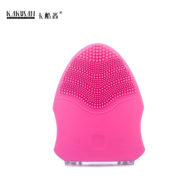 KAKUSAN Cosmetic tool silicone makeup brush cleaner