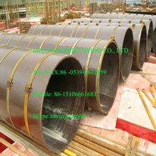 Plywood formwork for round concrete column ,Rotary Die Plywood