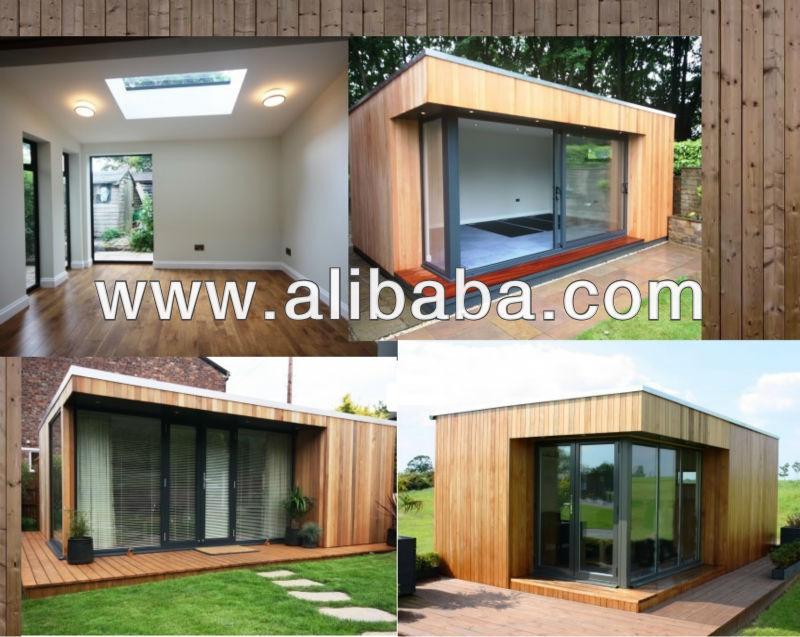 pr fabriqu s maisons modulaires maisons en bois bungalows gousses resorts camping maisons. Black Bedroom Furniture Sets. Home Design Ideas