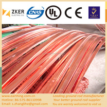 copper clad high quality stainless steel flat bar