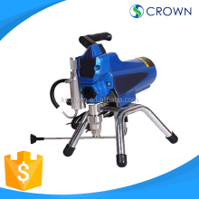 blue waterproof graco airless paint sprayer