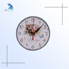 Silent Retro Wooden Decorative Antique Vintage Wall Clock