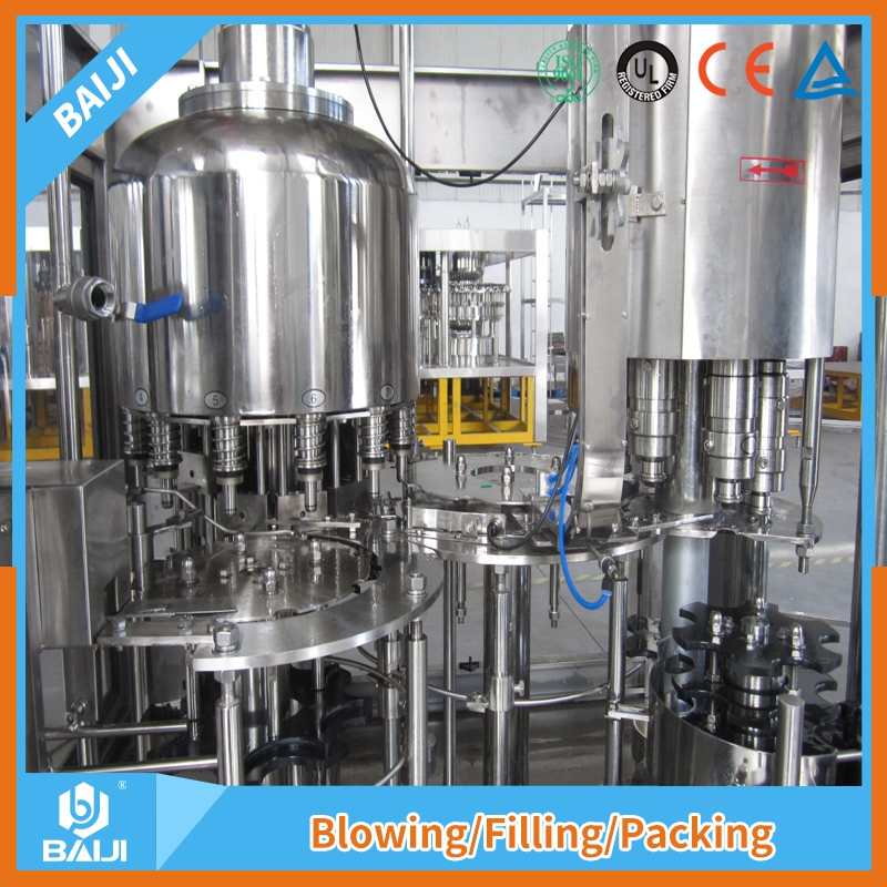 Good price 2 in 1 monoblock small bottle edible oil bottling plant / filling  capping machinery manufacturer