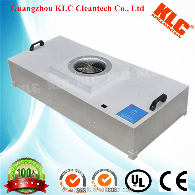 Customized design Fan filter unit / FFU in stainless steel for Electronic plants