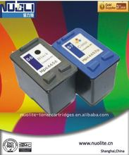 Remanufactured & Compatible ink cartridge for HP 56 57(C6656A/C6657A)