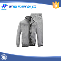 2016 latest design casual warm tracksuit men