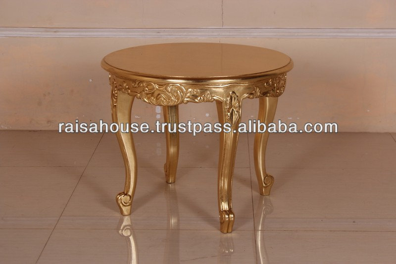 French Furniture Indonesia - French Louis End Coffee Table