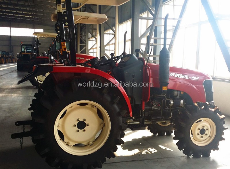 2016 high efficiency 4WD 45 HP mini tractor farm machinery