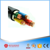 XLPE Insulated Power Cable With Rated Coltage 600V electric wire