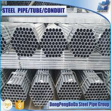 pre galvanized gi steel pipe for scaffolding