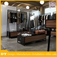 fashion design creative retail best men clothing stores in china